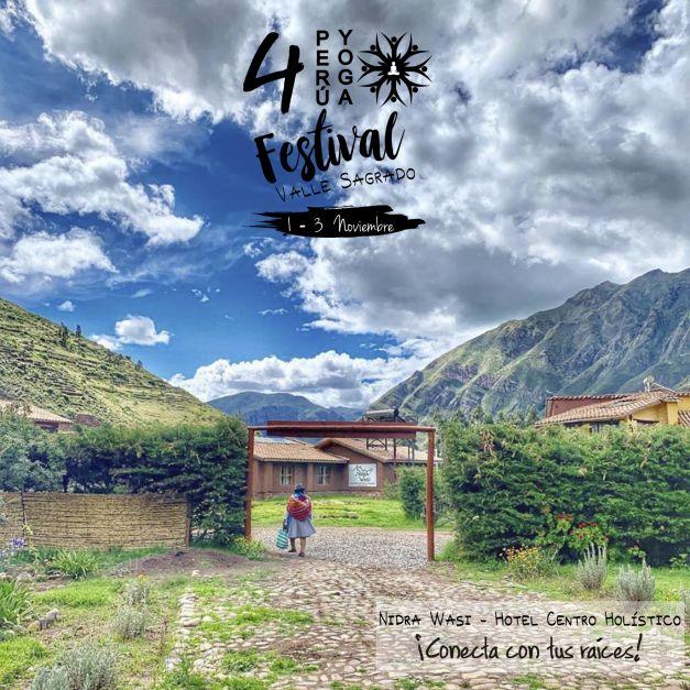 Festival Valle Sagrado - 3 días