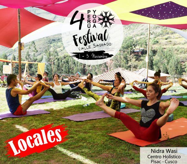 Festival Valle Sagrado - 2 días