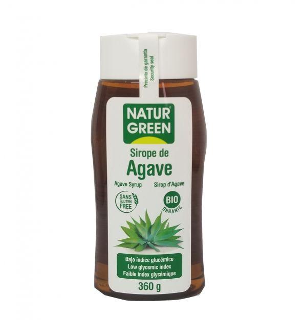AGAVE ORGÁNICO 360GR NATUR GREEN