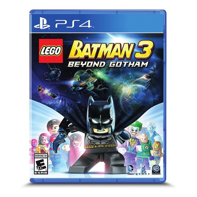 LEGO Batman 3: Beyond Ghotam - PS4