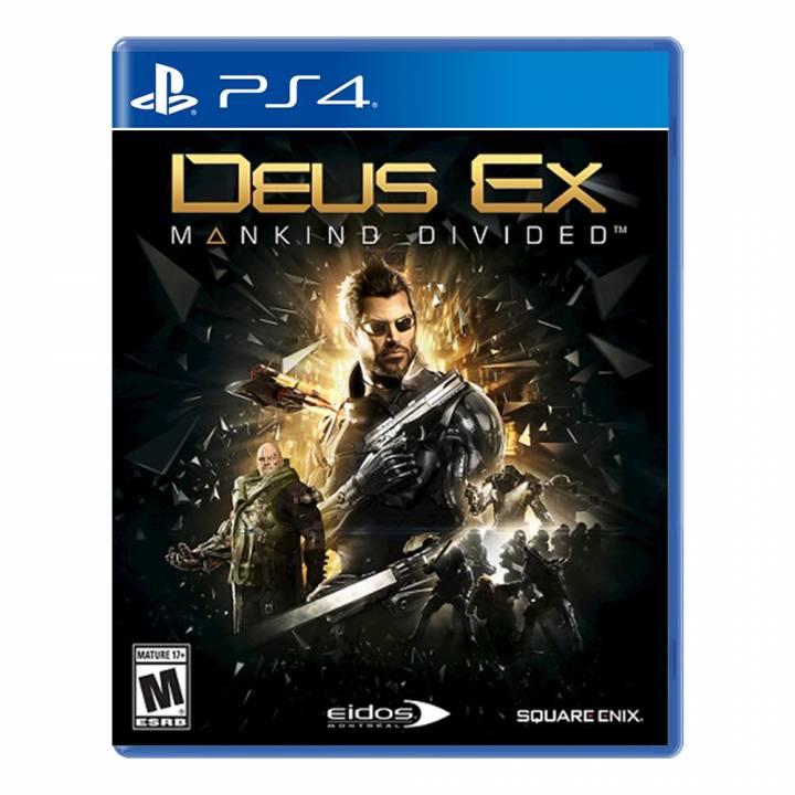 Deus Ex: Manking Divided - PS4
