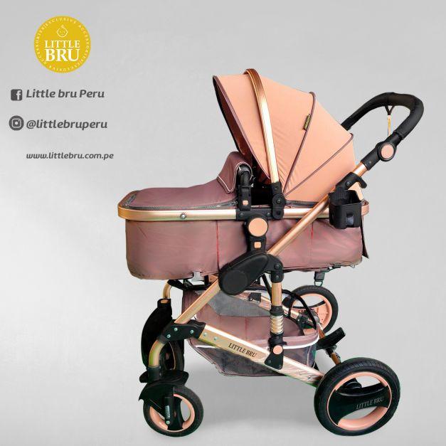 Coche para bebé  Madrid 2020 Beige/Marron (Pre-venta)