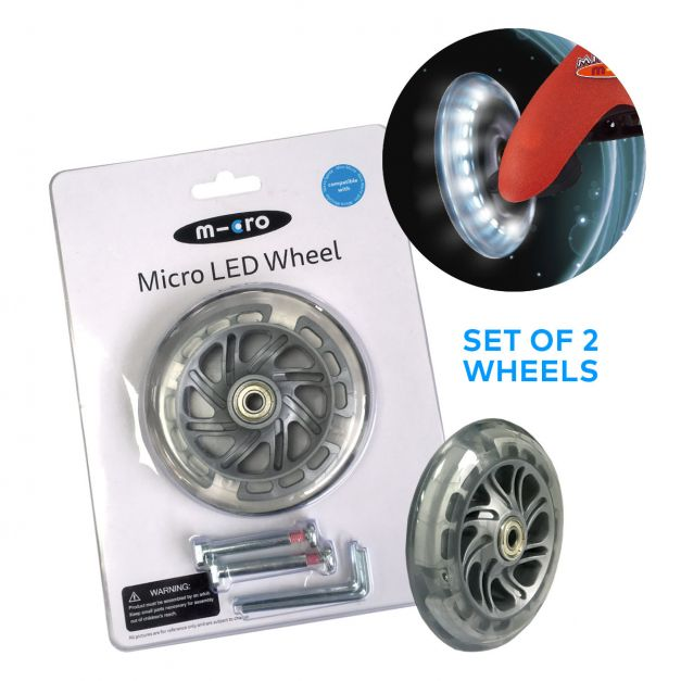 Ruedas LED Mini