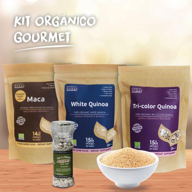 Kit Orgánico Gourmet