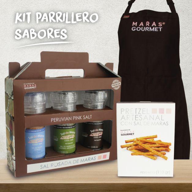Kit Parrillero Sabores