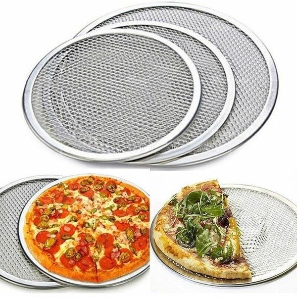 Base de alumino para pizza 23.5''