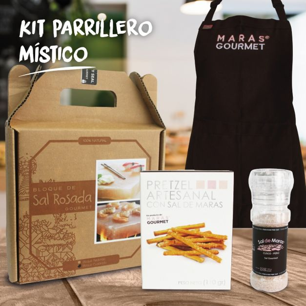Kit Parrillero Místico