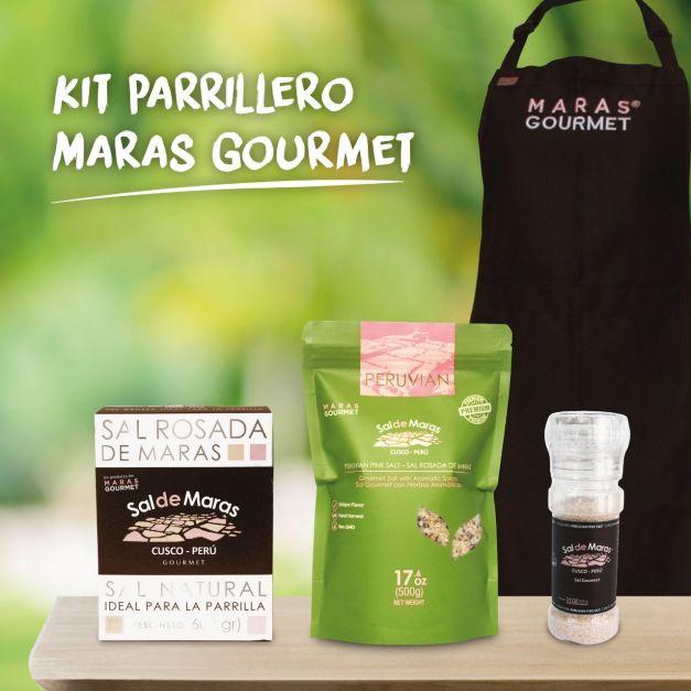 Kit Parrillero Maras Gourmet