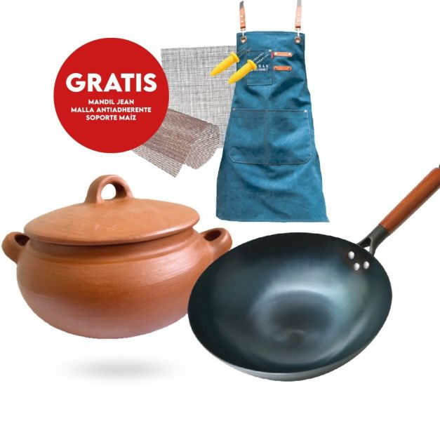 Pack Chef Gourmet