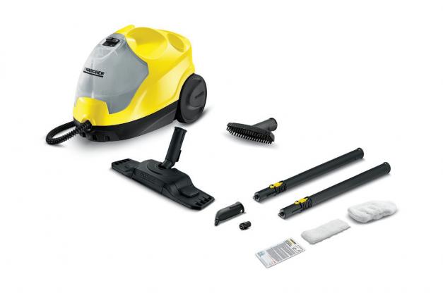 Limpiadora a Vapor SC4