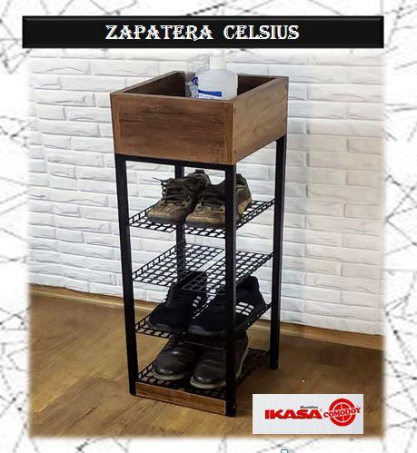 ZAPATERA CELSIUS