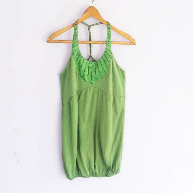 Polo de tiras verde (#33THRIFTSHOP)