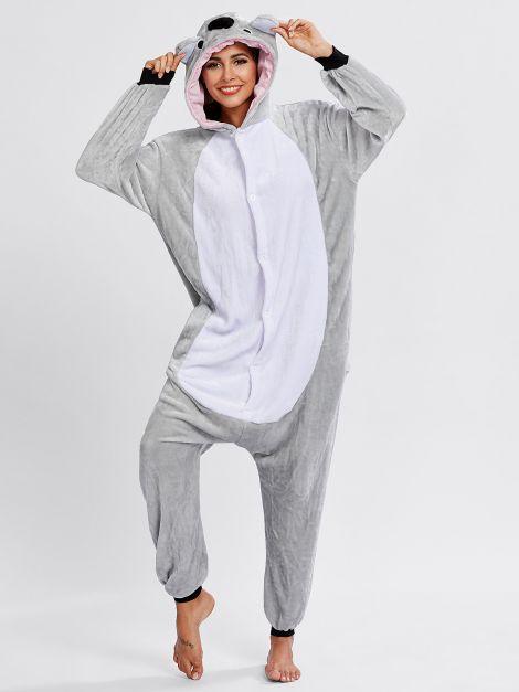 Pijama mono de Koala Unisex