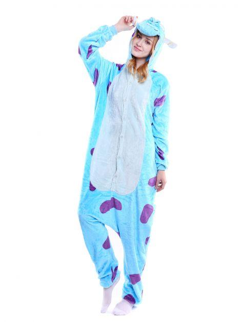 Pijama mono plush toro unisex