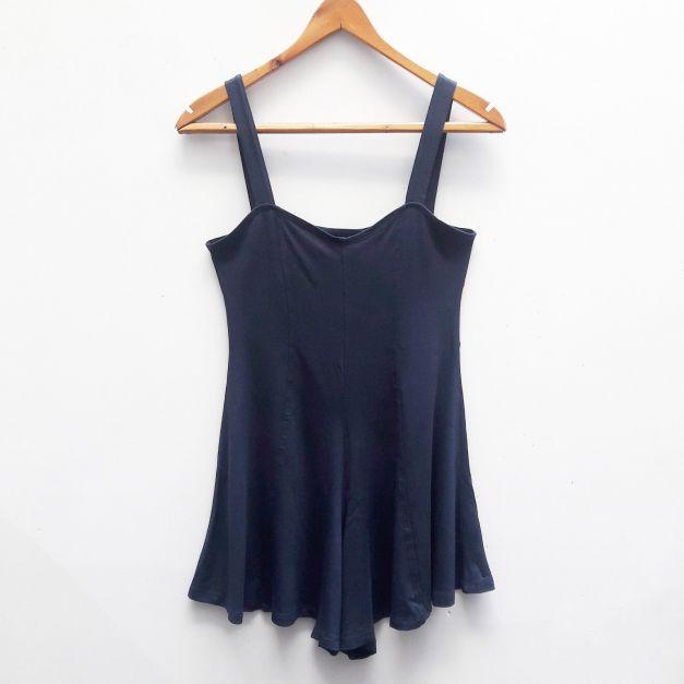 Romper azul (#33THRIFTSHOP)