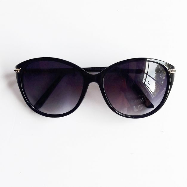 Lentes negros Nine West (#33THRIFTSHOP)