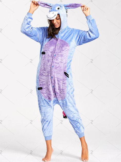 Pijama Funny Donkey Unisex