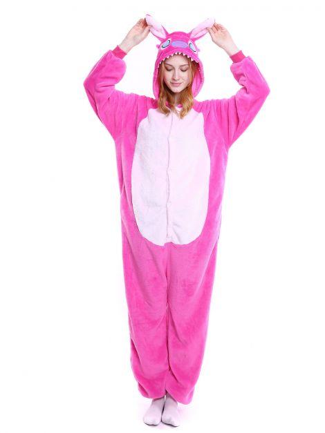 Pijama mono plush novia de Stitch