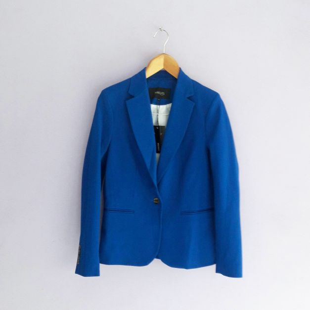 Blazer azul eléctrico(#33SALESHOP)