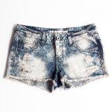 Short  con tachas en los bolsillos  (#33THRIFTSHOP)