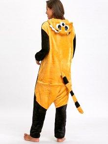 Pijama Raccoon Panda Unisex