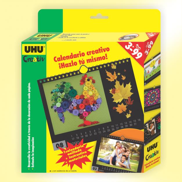UHU Creativ Calendario creativo