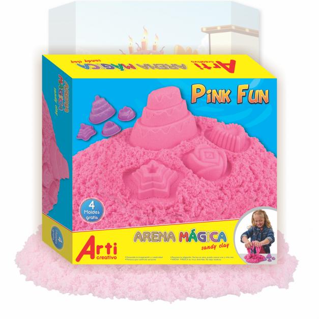 PINK FUN - ARENA MÁGICA