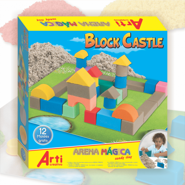 BLOCK CASTLE - ARENA MÁGICA