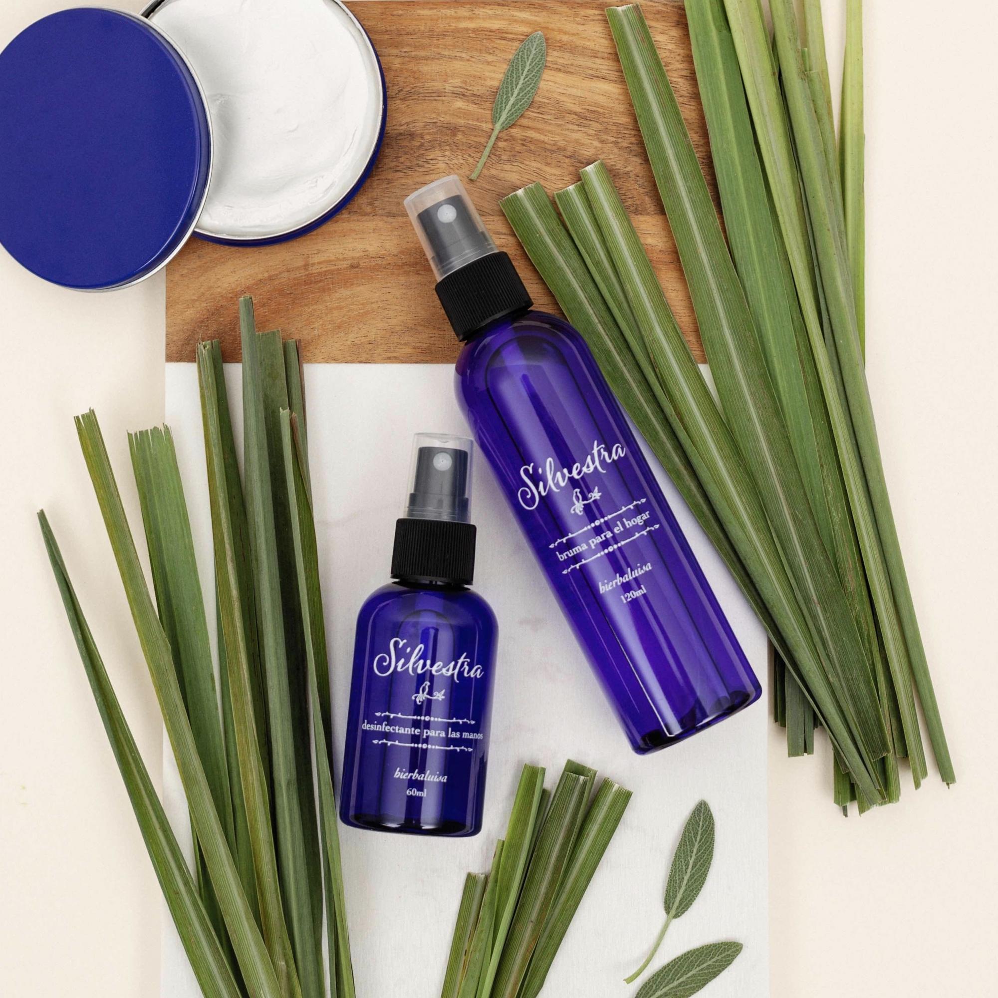Pack aroma hierbaluisa