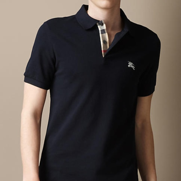 BURBERRY POLO BRIT BLUE