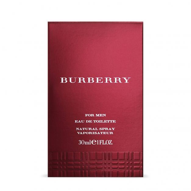 PERFUME DE HOMBRE BURBERRY CLASSIC MEN EDT 30ML
