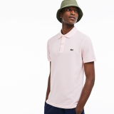 LACOSTE L.12.12 POLO REGULAR FIT PINK