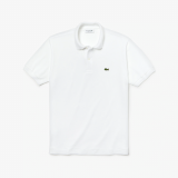 LACOSTE L.12.12 POLO REGULAR FIT CLASS WHITE