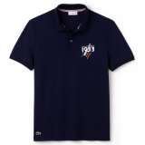 SLEEVE SLIM FIT 1933 GRAPHIC POLO