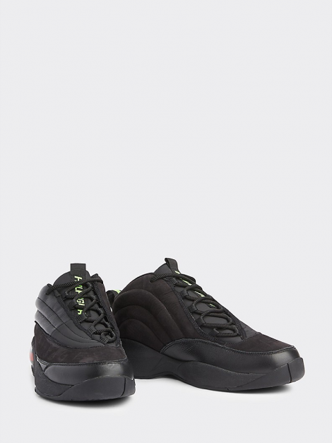HERITAGE LEATHER SNEAKER