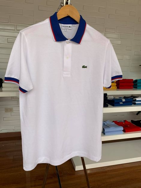 LACOSTE PIQUÉ REGULAR FIT