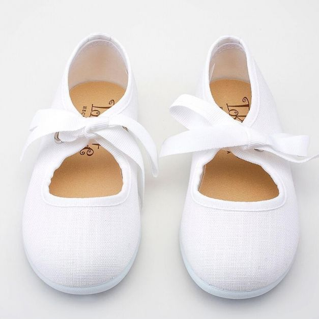 1127-31 Zapatos Angelito Blanco