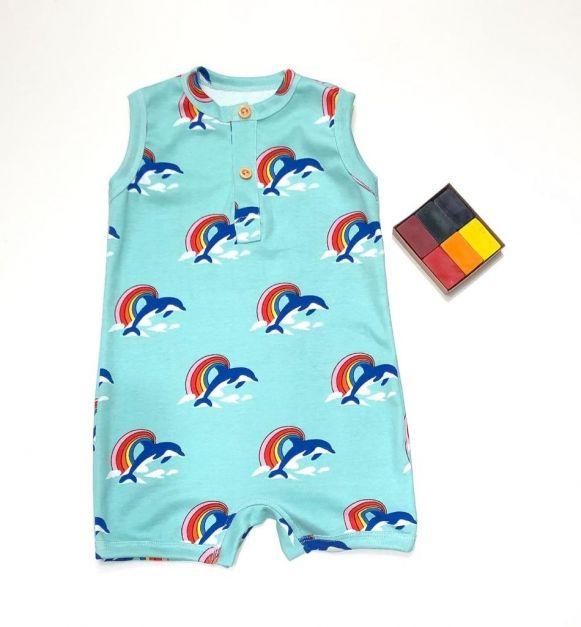 Enterizo Forester Delfin