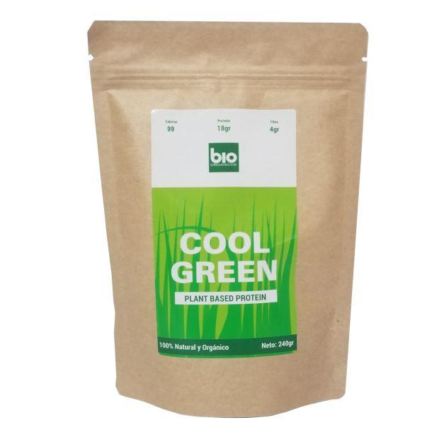 COOL GREEN PROTEIN 240GR SOMOS BIO
