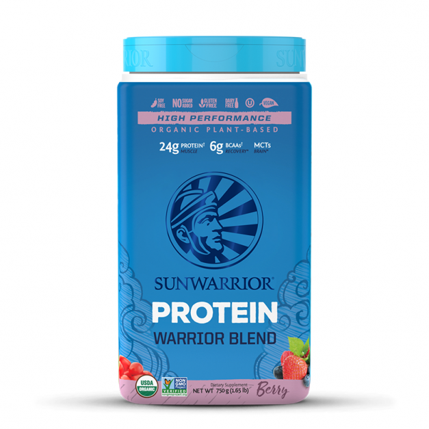PROTEÍNA WARRIOR BLEND BERRY SUNWARRIOR
