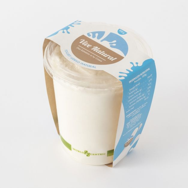 YOGURT GRIEGO VIVE NATURAL 910GR