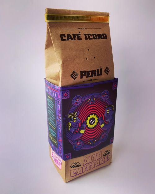 CAFÉ MOLIDO O EN GRANO ALTO CAFETARIS 250GR