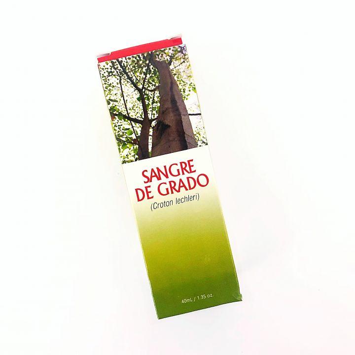SANGRE DE GRADO 40ML INKACOMEX