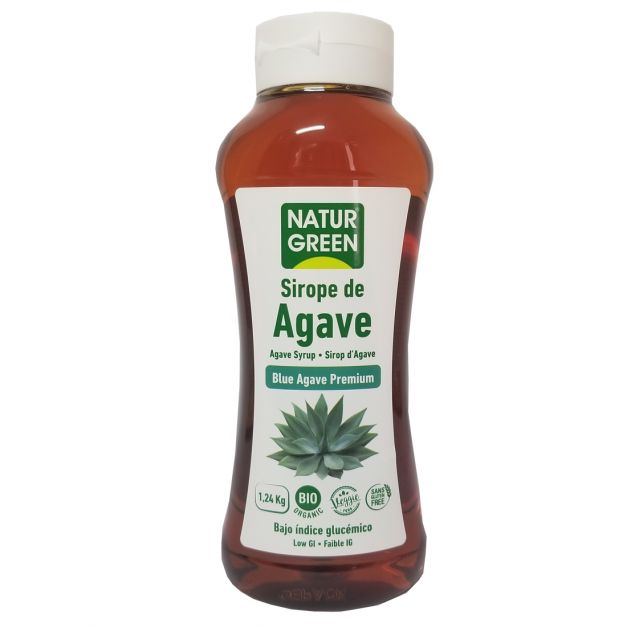 AGAVE ORGÁNICO 1,24kg NATUR GREEN