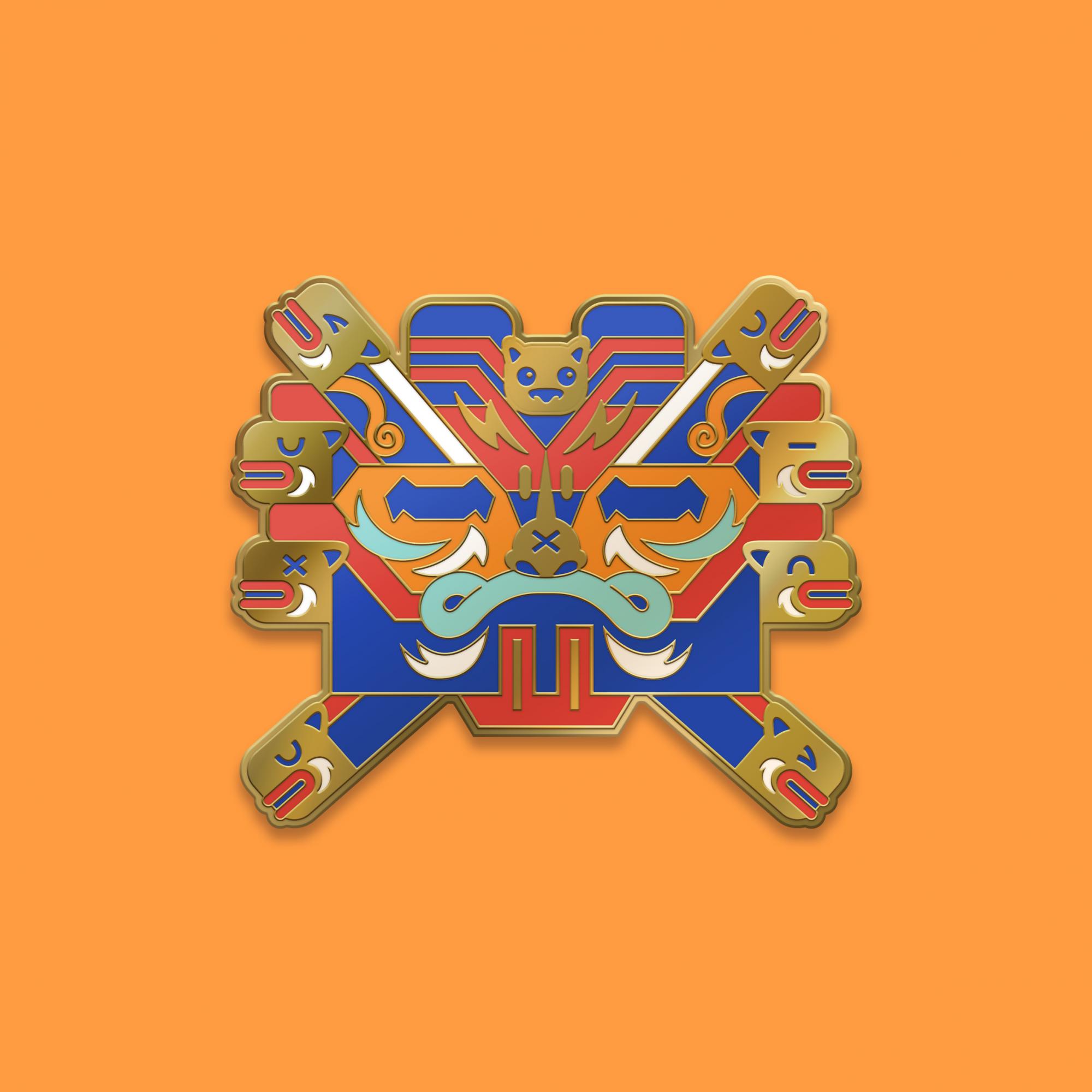 Pin Wiracocha