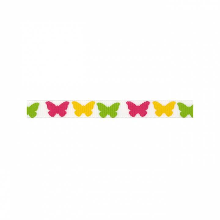 AC - 3/8 cinta color butterflies