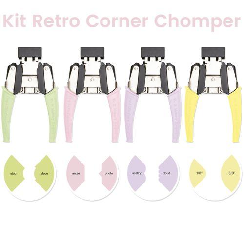 AC - WR Pack retro corner chomper x4