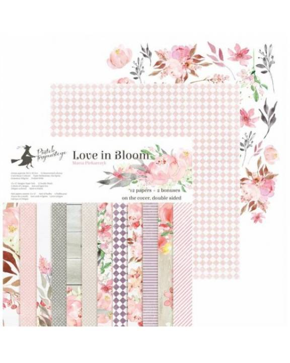 P13 - Colección Love in Bloom - Kit 30x30