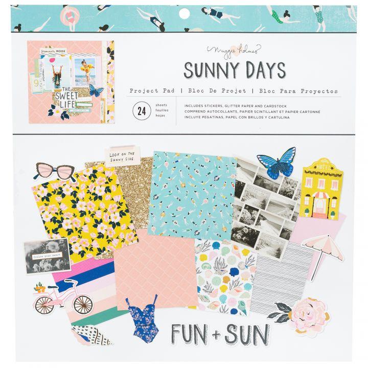 CP - Colección MH Sunny Days Block 30x30 proyecto