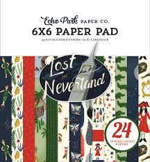 EP - Colección Lost in neverland 6x6 block